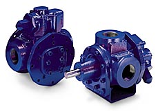 Gorman Rupp GMC/GMS Series Medium Duty Rotary Gear Pumps