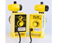 LMI Series P Chemical Metering Pumps