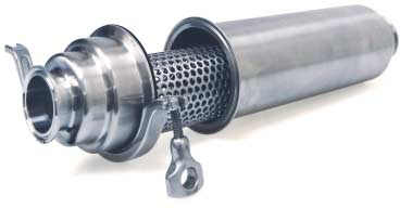 Stainless Steel Filters and Stainless Steel Strainers from Top Line
