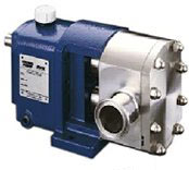 Hygienic Rotary Lobe Pump Classic+ from Top-Line