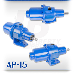 AP-15 Series Progressive Cavity Wobble Stator Pump
