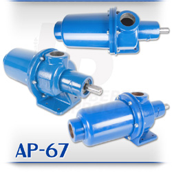 AP-67 Series Progressive Cavity Wobble Stator Pump