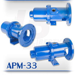 APM-33 Series Close-Coupled Progressive Cavity Wobble Stator Pump