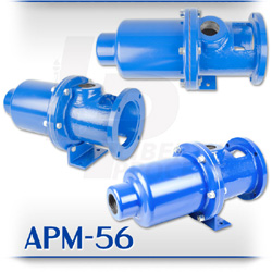 APM-56 Series Close-Coupled Progressive Cavity Wobble Stator Pump
