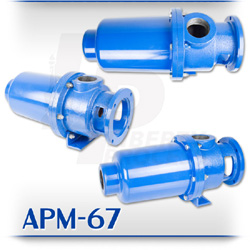 APM-67 Series Close-Coupled Progressive Cavity Wobble Stator Pump