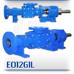 E012G1L Series Heavy Duty Progressive Cavity Sludge and Sludge Dewatering Pump