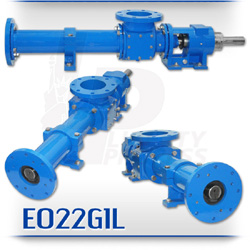E022G1l Series Heavy Duty Progressive Cavity Digester and Chopper Transfer Pump