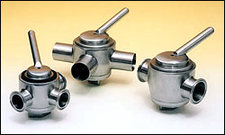 Sanitary 3A Plug Valves – Top-Flo® from Top Line