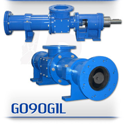 G090G1L Series Return Activated Sludge (RAS) Progressive Cavity Pump