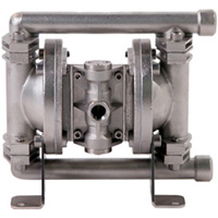 B06 Blagdon Metallic Air Operated Double Diaphragm AODD Pump