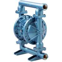 B40 Blagdon Metallic Double Diaphragm Pump