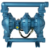 Metallic Air Operated Double Diaphragm Pumps