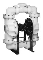 B75 Blagdon Non-Metallic Air Operated Double Diaphragm Pump