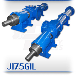 J175G1L Series Sludge and Mixed-Biosolids Progressive Cavity Pump