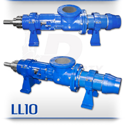 LL10 Progressive Cavity Pump | Thickened Flow Mediums and Liquid Slurry PC Pumps