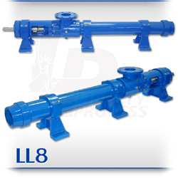 LL8 Progressive Cavity Pump | Mud and Slurry PC Pump
