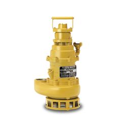 SludgeMaster Air-Driven Submersible Pump from Versa-Matic®