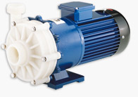 Flux Renner RM 4 Magnetically Coupled Centrifugal Pump