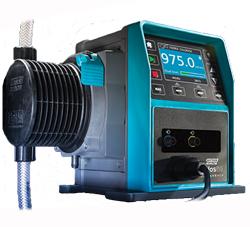 Qdos Peristaltic Chemical Metering Pumps | Watson-Marlow