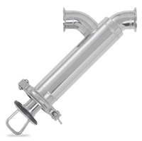 UNIBLOC® Sanitary Y Strainers