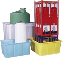 Secondary Containment Basins from ACO Container Systems