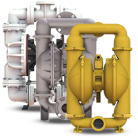Air, Operated, Diaphragm, Pumps