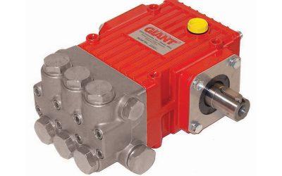 Giant Corrosion Resistant Triplex Plunger Pumps
