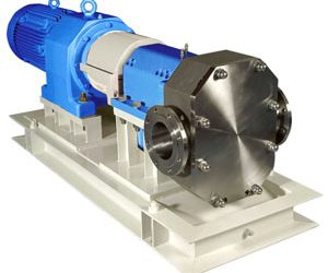 Hygienic Rotary Lobe Pump SteriLobe® from Top Line