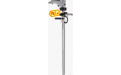 Flux Drum Pump Type F 426 For Mixing Or Emptying Barrels