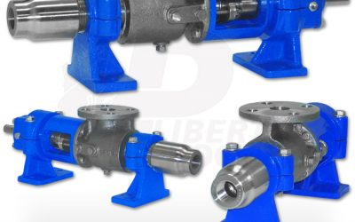 LL2 Progressive Cavity Pump | Polymer Feed and Chemical Injection PC Pump