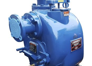 Titan Self Priming Trash Pumps