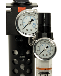 Filters, Regulators and Lubricators (FRL's) | Versa-Matic® Pumps