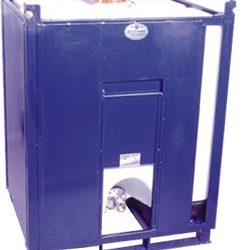 Enclosed Approved Totes from ACO Container Systems
