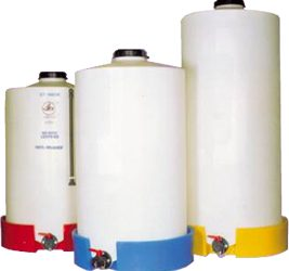 Sloped Bottom Storage Tanks from ACO Container Systems