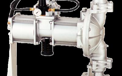 EH2-M Sandpiper High Pressure Metallic Air Operated Diaphragm Pump