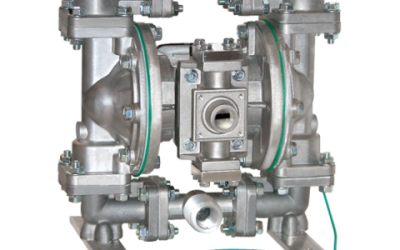 G05 Sandpiper Natural Gas Operated Metallic Pump