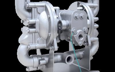 G10F Sandpiper Natural Gas Operated Metallic Pump