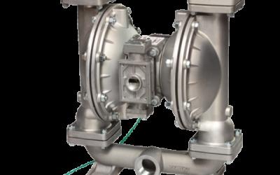 G15 Sandpiper Natural Gas Operated Metallic Pump