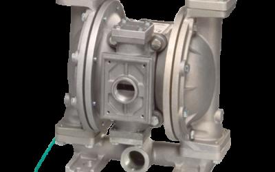 G1F Sandpiper Natural Gas Operated Metallic Pump