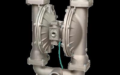 G30 Sandpiper Natural Gas Operated Metallic Pump