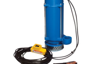 SPA 1-1/2-E Sandpiper Submersible Centrifugal Metallic Pump