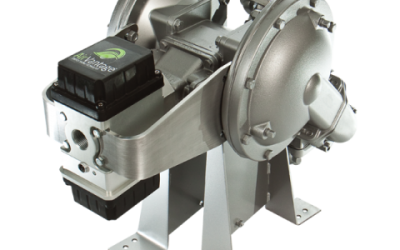 RHDB2 Sandpiper AODD High Efficiency Metallic Pump