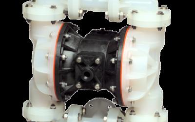 S1F Sandpiper AODD Standard Duty Metallic Pump