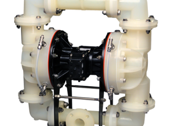S20 Air Operated Double Diaphragm Containment Non-Metallic Pump | Sandpiper