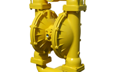 S30 Sandpiper Heavy Duty Metallic AODD Pump
