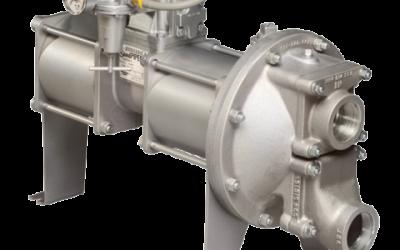 Metallic Air Operated Double Diaphragm Pumps | York Fluid