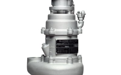SMA3 Sandpiper Submersible Trash Pump Pump