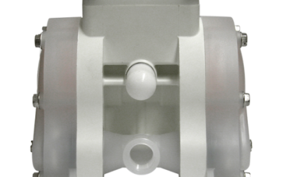 WR10 Sandpiper AODD Standard Duty Non-Metallic Pump