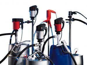 Drum Barrel Pumps