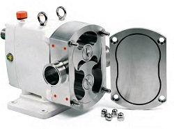 QL Series Lobe Pumps from Q-Pumps